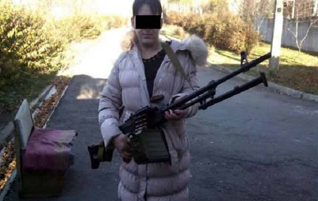 Фото: макіївчанка вирішила підзаробити на війні