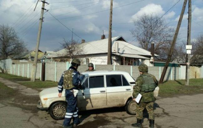 Во время проведения спецоперации в Марьинке полиция установила личности 17 боевиков