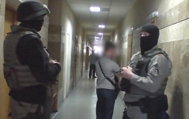 В Киеве задержана группа криминальных авторитетов