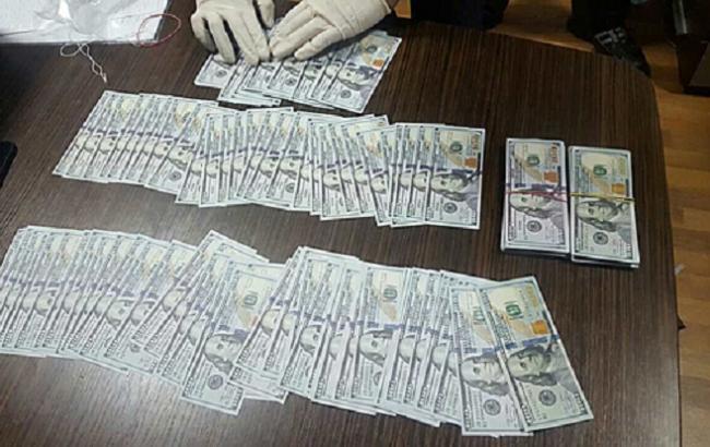 ВХарькове руководство завода задержали завымогательство 1,5 млн грн взятки