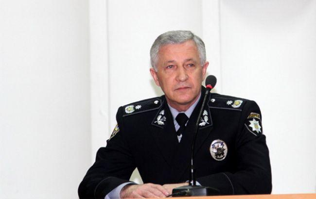 Начальником милиции Ровенской области назначен В.Присяжнюк