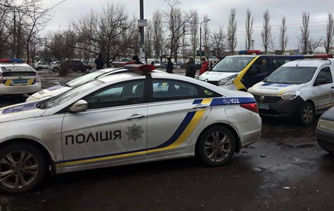 ВКиеве задержали мужчину, который закрылся вквартире и грозил подорвать гранату