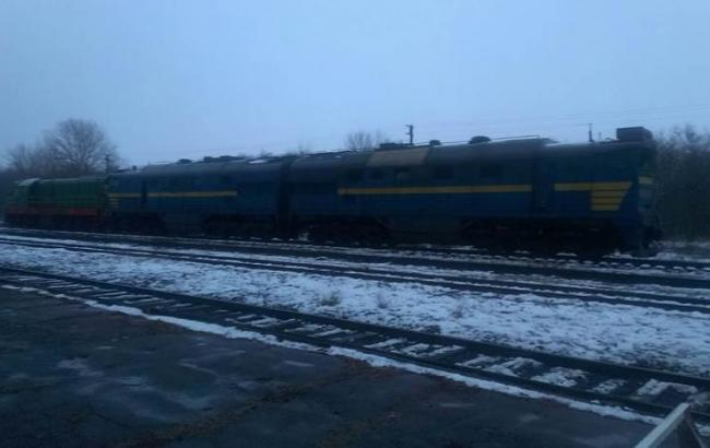 СБУ заблокировала переправку по железной дороге дизтоплива для боевиков ДНР