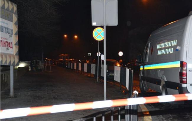 Фото: вибух у Львові