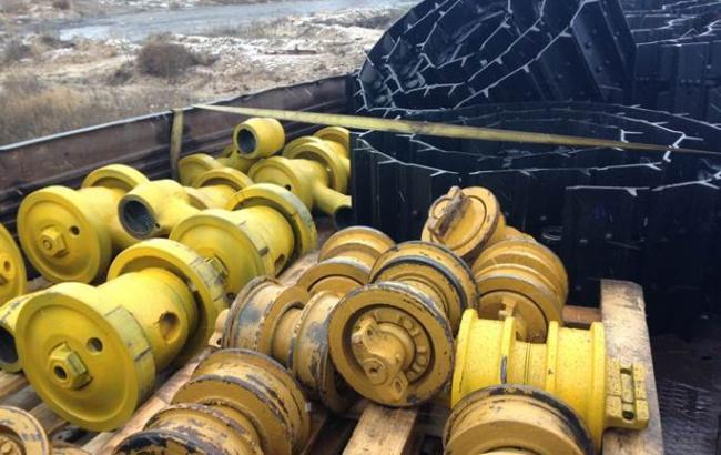 СБУ задержала в районе Счастья незаконный груз на 1,5 млн гривен