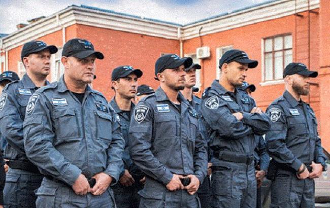 Фото: израильские полицейские (ch.npu.gov.ua)