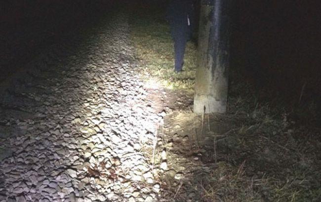 Фото: в Ровенской области поезд отрезал мужчине ногу