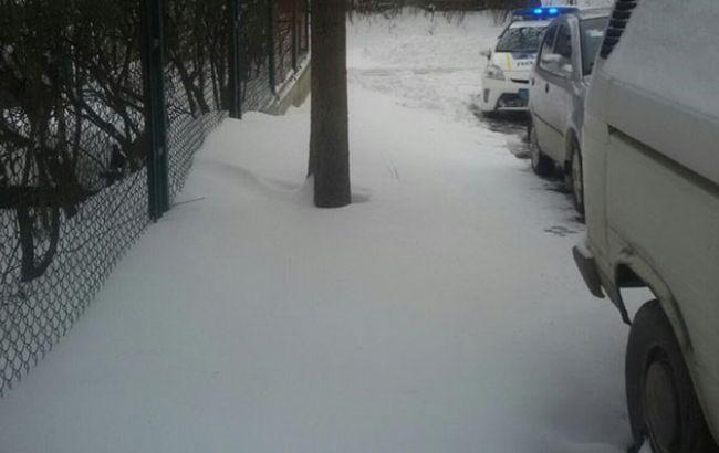 Фото: полиция в Ровно