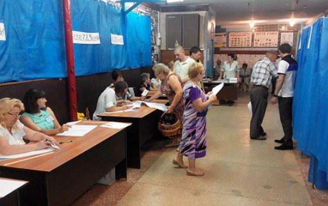 По состоянию на 10:00 в округе 205 в Чернигове грубых нарушений не зафиксировано, - МВД