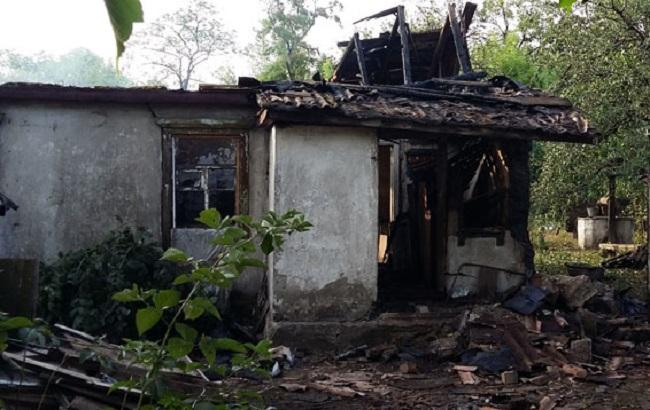 Фото: разрушены 4 жилых дома