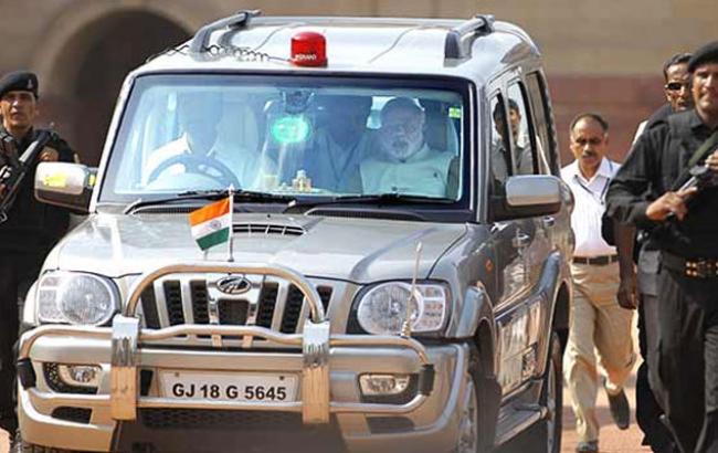 Фото: в Індії зловмисники планували замах на прем'єра