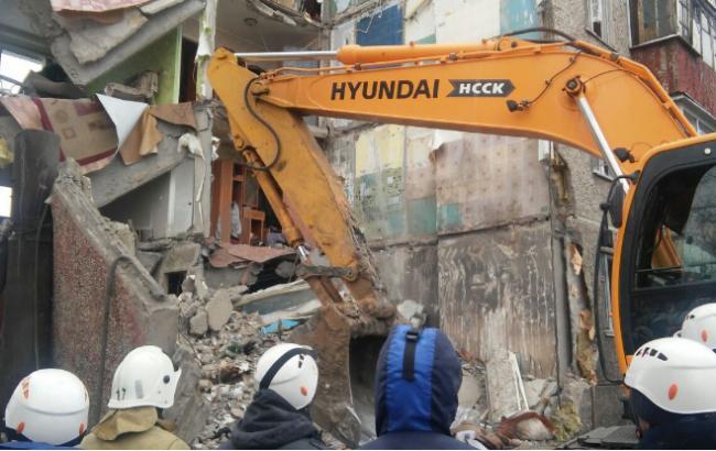 ВКазахстане обрушилась многоэтажка, возбуждено уголовное дело