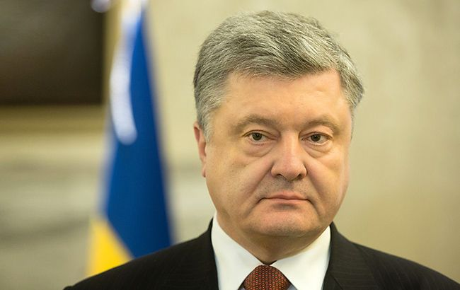 Украинские икатарский университеты подписали соглашение осотрудничестве— Порошенко