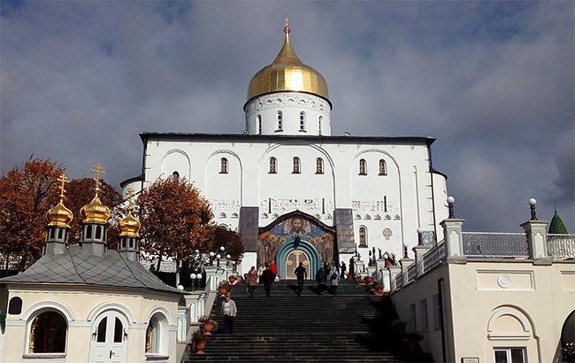 Фото: Почаевская лавра (facebook.com-jovtyakv)