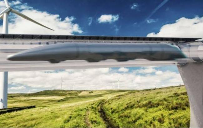 Города Украины могут соединить фантастическими вакуумными поездами
