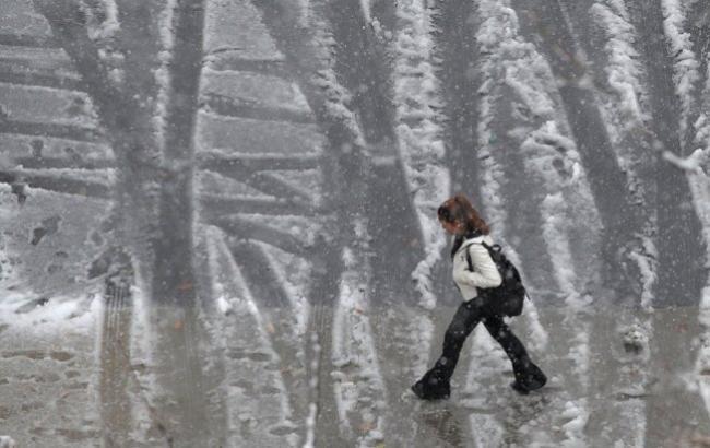 Фото: Погода зимой
