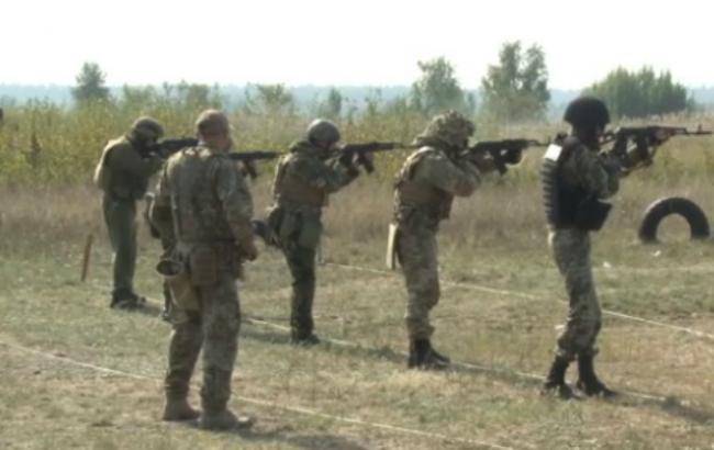 Фото: переподготовка пограничников