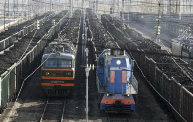 Держприкордонслужба затримала 180 вагонів з вугіллям і металом з ДНР/ЛНР