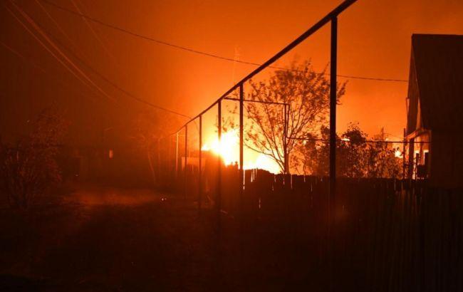Кількість жертв пожеж у Луганській області зросла