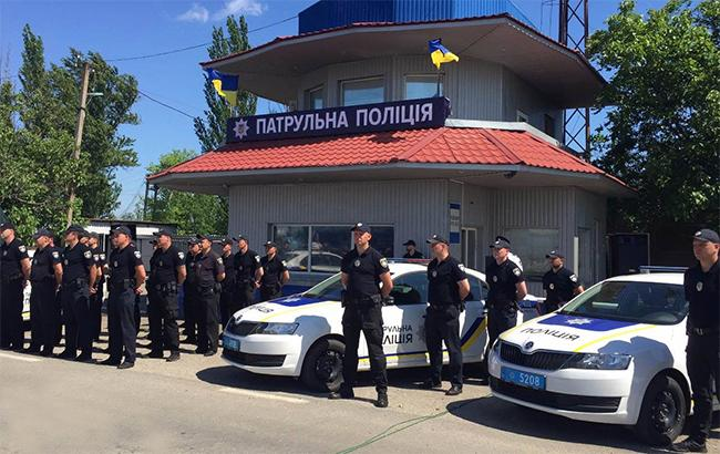 Фото: патрульная полиция АР Крыма (facebook.com/UA.National.Police)