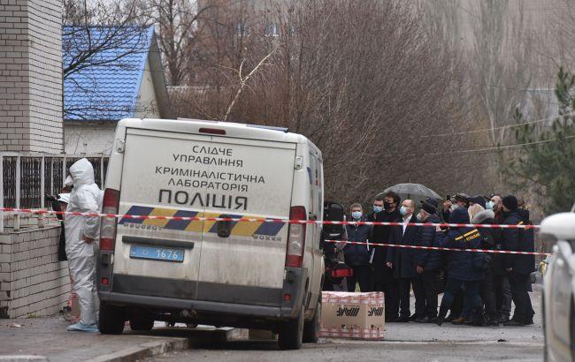 Поліція розглядає кілька версій пожежі у Запоріжжі. У тому числі підпал
