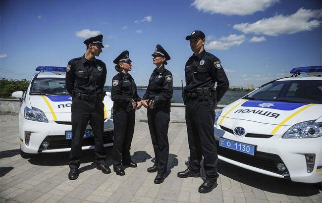 В патрульной полиции около 6% сотрудников принимали участие в АТО
