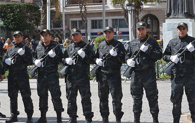 ВТунисе засутки задержаны неменее 300 человек, участвовавших впротестах