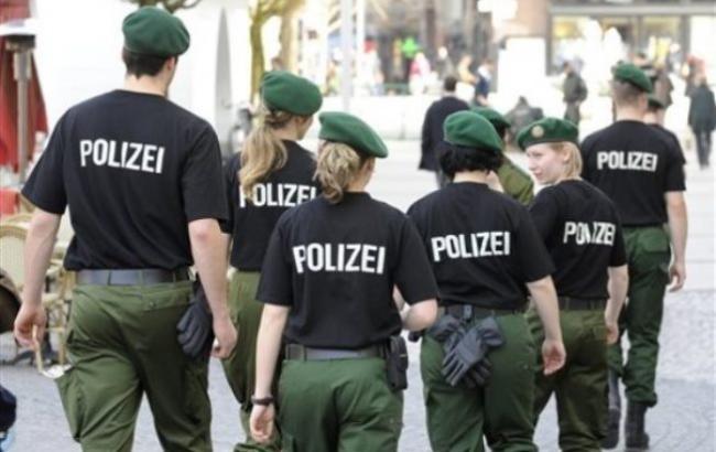 Фото: немецкая полиция