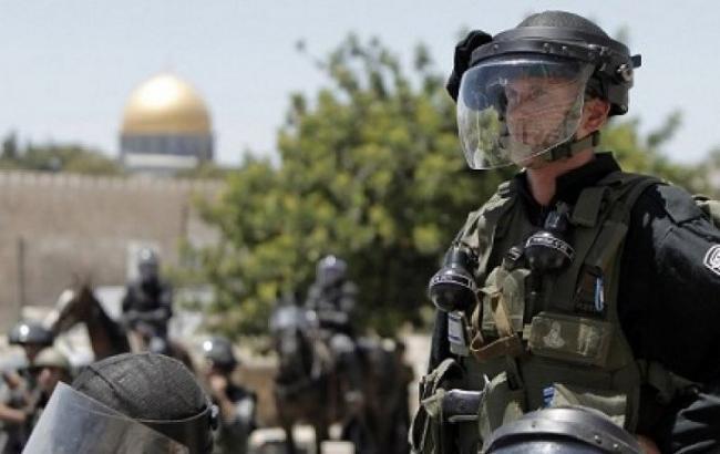 ВИерусалиме при нападении ранены двое израильских таможенников