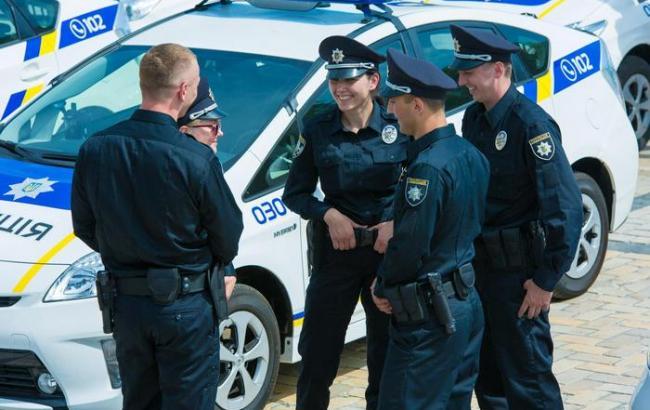 Фото: патрульная служба