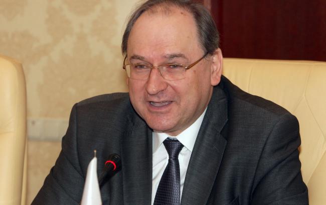 Посол Польши в Украине Генрик Литвин