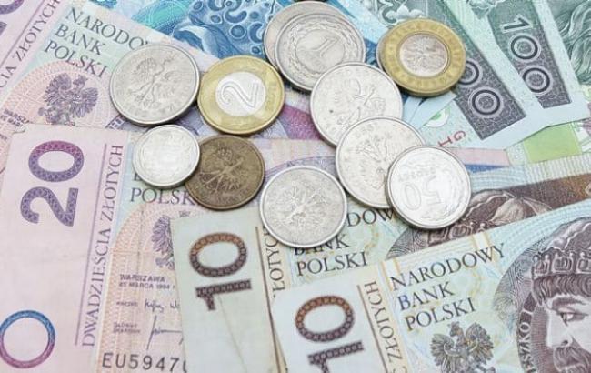 Українці за рік витратили в Польщі 1,8 млрд євро