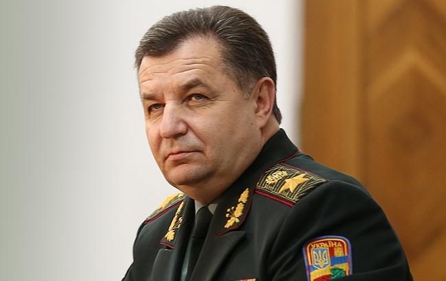 Міністр оборони Степан Полторак планує поповнити армію новими зразками техніки і озброєння