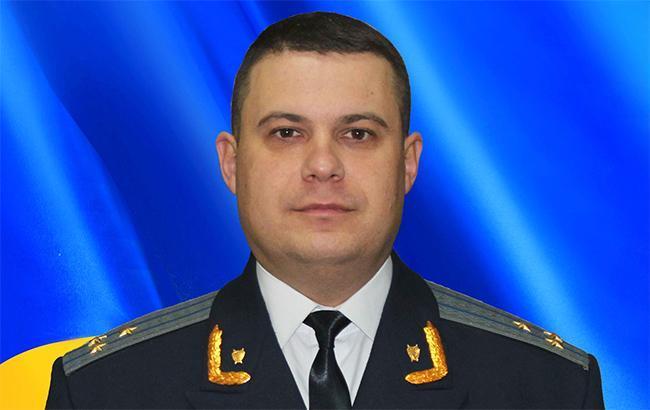 САП передала до суду справу затриманого на хабарі заступника прокурора Вінницької області