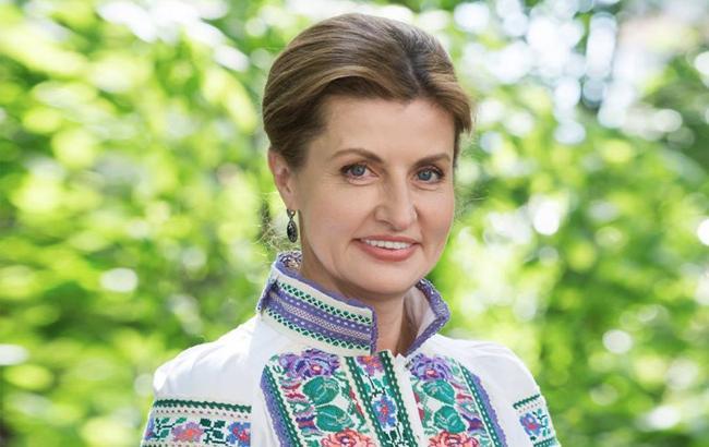 Фото: Марина Порошенко (facebook.com/PoroshenkoFoundation)