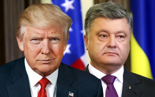 когда Петр Порошенко может встретиться с Дональдом Трампом