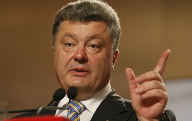 На Донбассе находится около 11 тыс. российских военных, - Порошенко