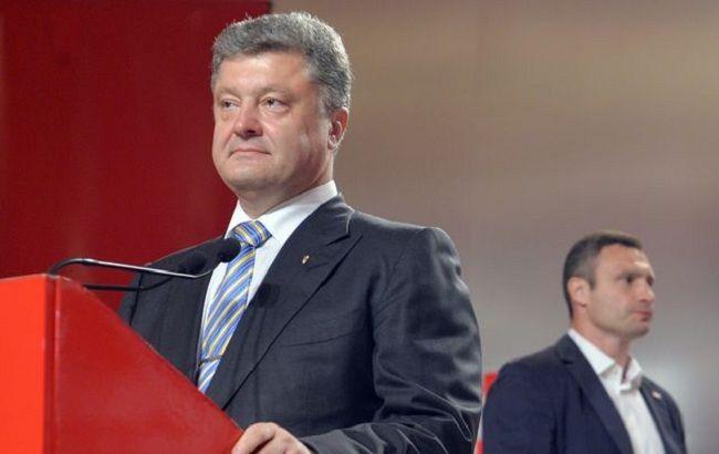 Фото: компанія Порошенка судиться з київською владою