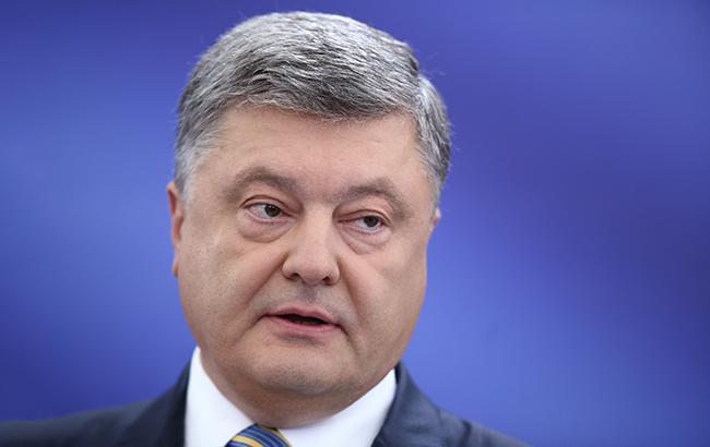 """Порошенко назвал продление санкций против РФ """"ценой за неоимперские амбиции"""""""