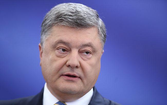 Порошенко: Никаких досрочных выборов вгосударстве Украина небудет
