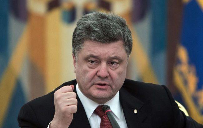 Порошенко рассказал, какие страны решили послать своих военных в Украину