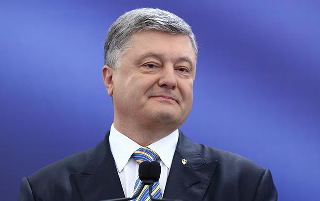 Фото: президент Украины Петр Порошенко (РБК-Украина)