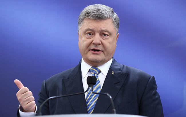 """""""Северный поток-2"""" направлен не только против Украины, но и против всего ЕС, - Порошенко"""