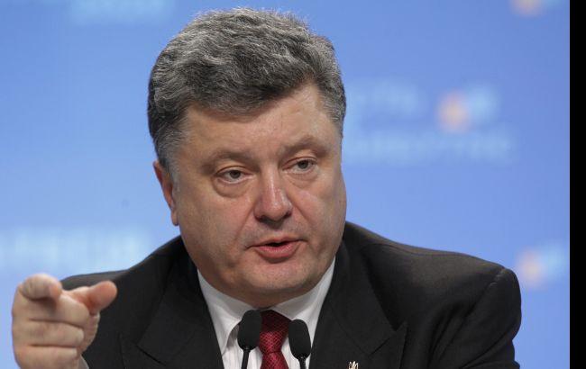 Порошенко призначив в. о. голови Служби зовнішньої розвідки