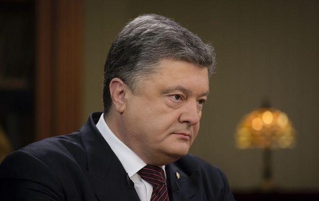 Фото: Петр Порошенко о перестрелке под Киевом