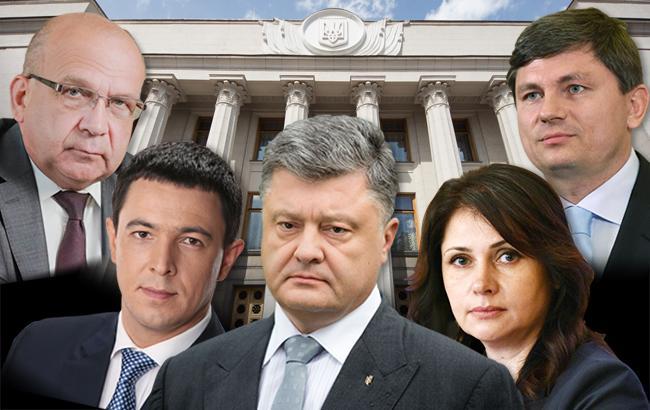 самые успешные помощники Порошенко и его роль в их судьбе