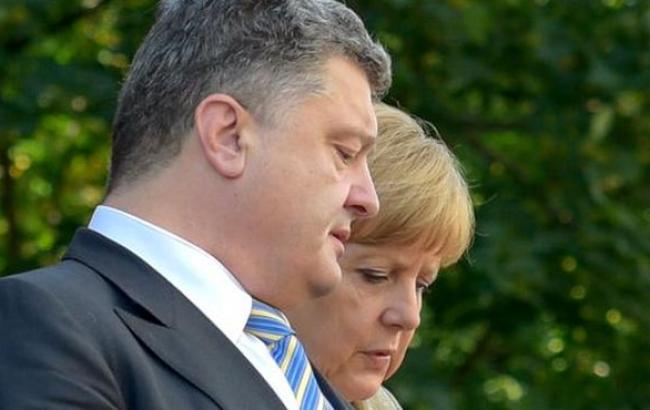 Порошенко відвідає Німеччину 16 березня
