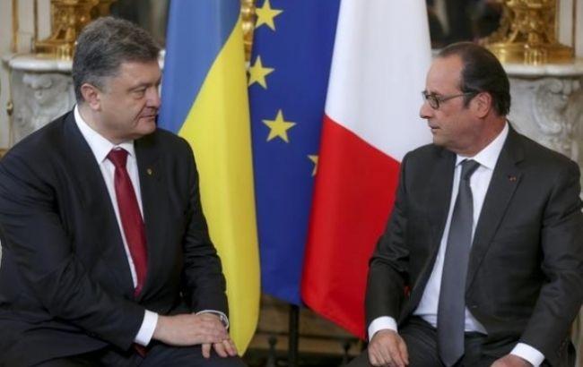 Франція буде поставляти Україні вертольоти та засоби тактичного радіозв'язку