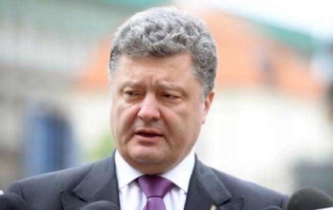 """Порошенко розраховує на зустріч """"нормандської четвірки"""" на саміті НАТО"""