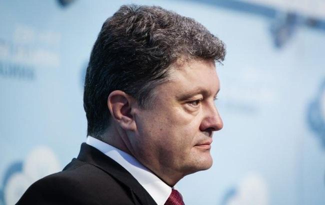 Порошенко: Долю України народу має  вирішувати народ